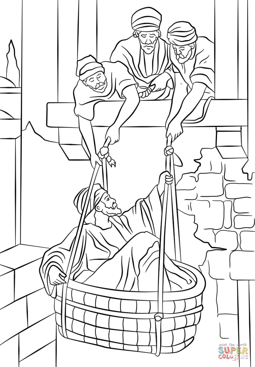 apostle paul coloring page apostle paul coloring pages at getcoloringscom free paul page coloring apostle