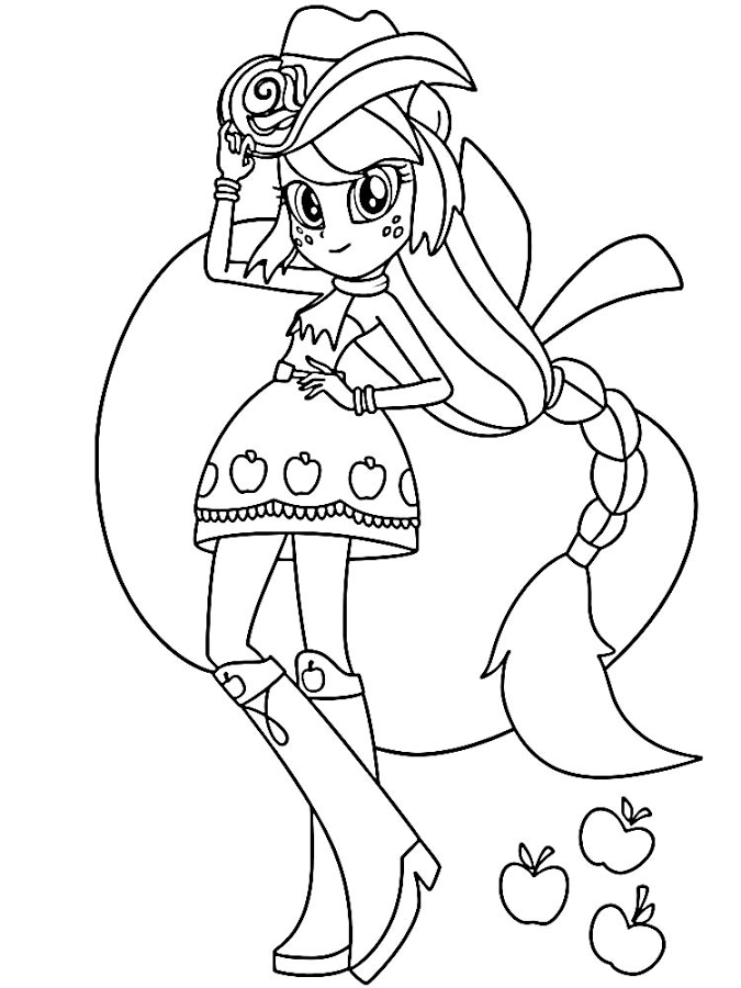 applejack equestria girls coloring pages applejack coloring pages best coloring pages for kids pages equestria girls coloring applejack