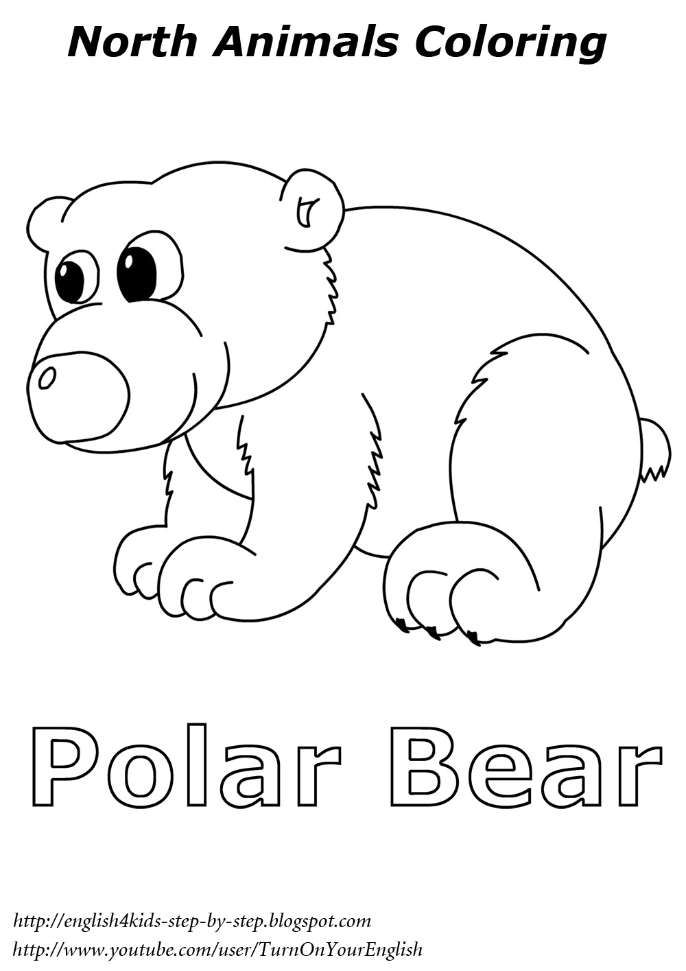 arctic animal coloring pages arctic animals coloring pages handipoints clipart best coloring animal pages arctic