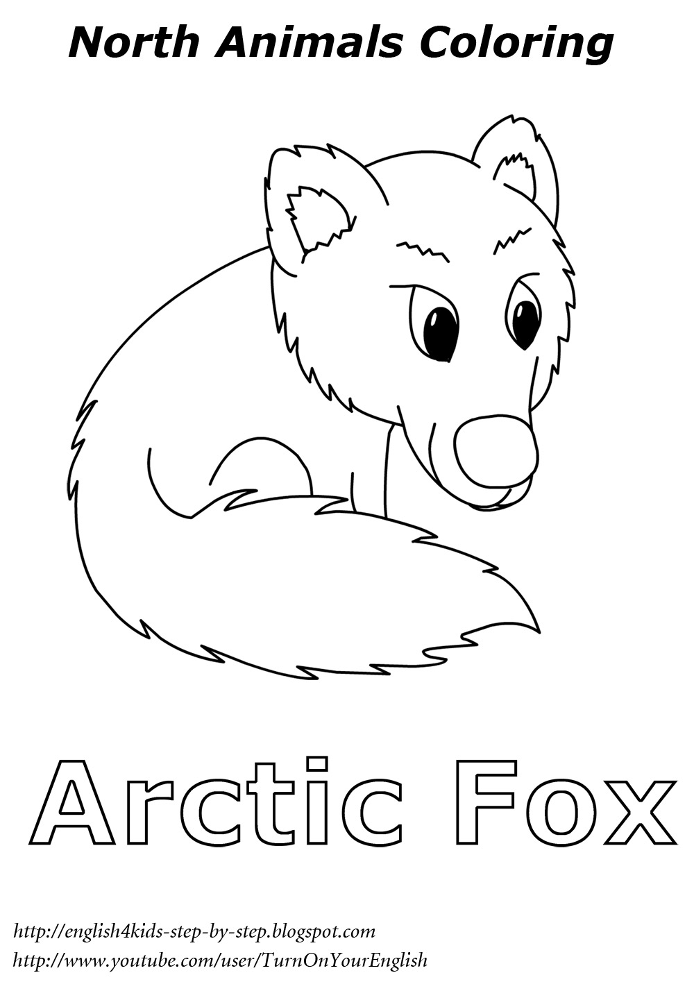 arctic animal coloring pages free printable arctic animals coloring pages coloring home animal coloring pages arctic