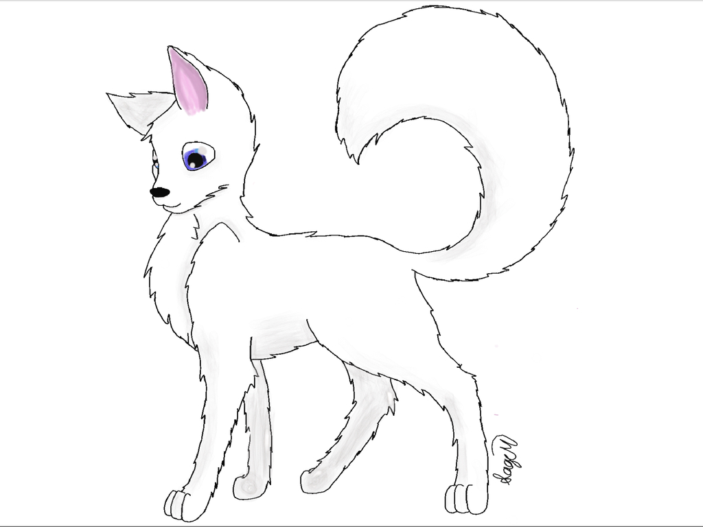arctic wolf drawing hd exclusive how to get a free arctic wolf on ajpw arctic wolf drawing