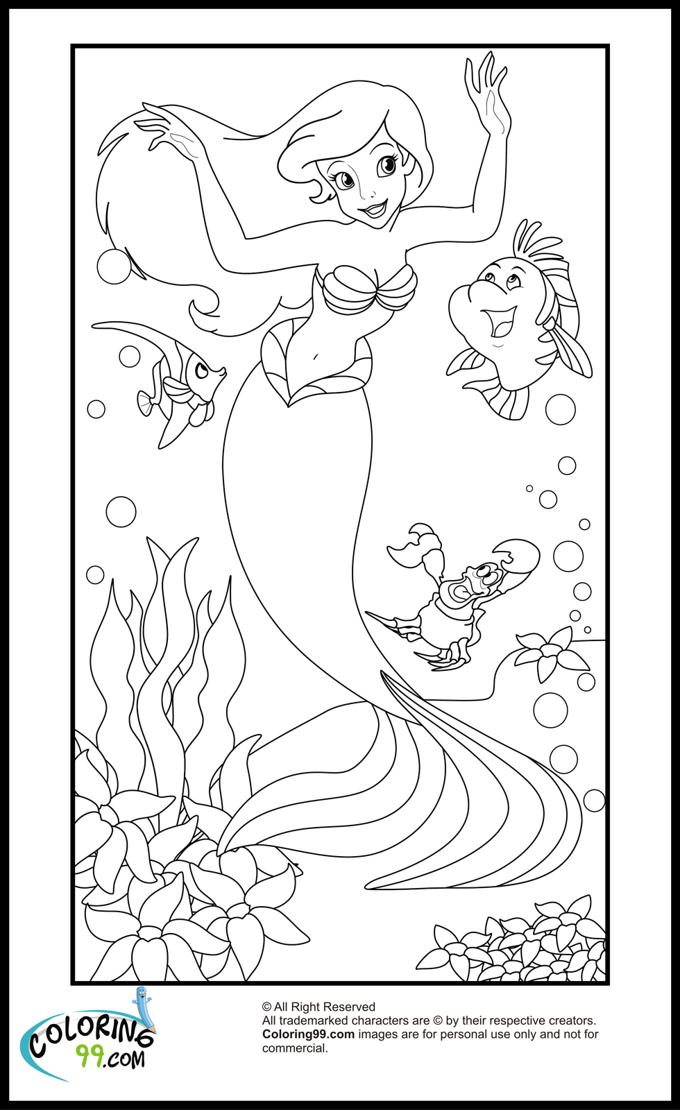 ariel disney coloring disney princess ariel coloring pages team colors disney coloring ariel