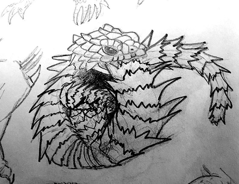 armadillo drawing armadillo lizard sketch em 2019 drawing armadillo