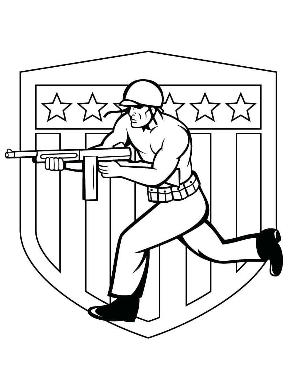 army color pages military coloring pages to download and print for free pages color army