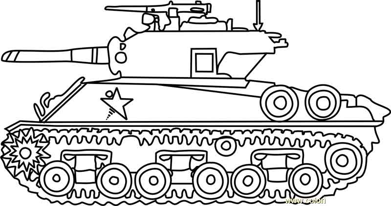 army tanks coloring pages military armored tank coloring page free printable coloring tanks army pages