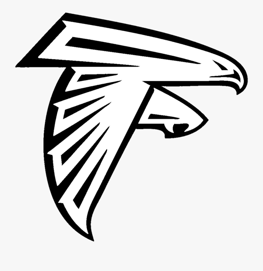 atlanta falcons logos atlanta falcons primary dark logo national football logos falcons atlanta