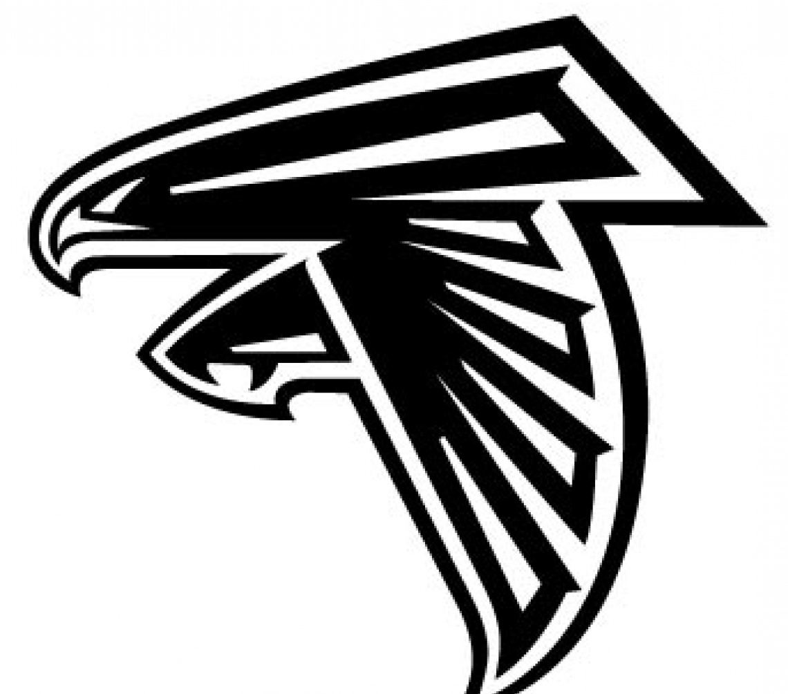 atlanta falcons logos junior falcons falcons approach crossovers with gusto falcons logos atlanta