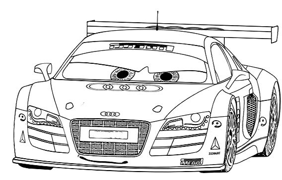 audi coloring audi a8 l 2018 front view coloring page free 2018 audi coloring