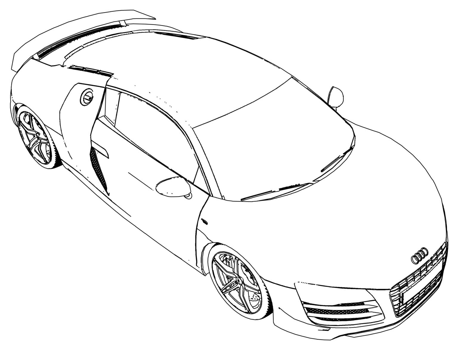 audi coloring awesome audi a3 coloring page audi a3 coloring pages audi coloring audi