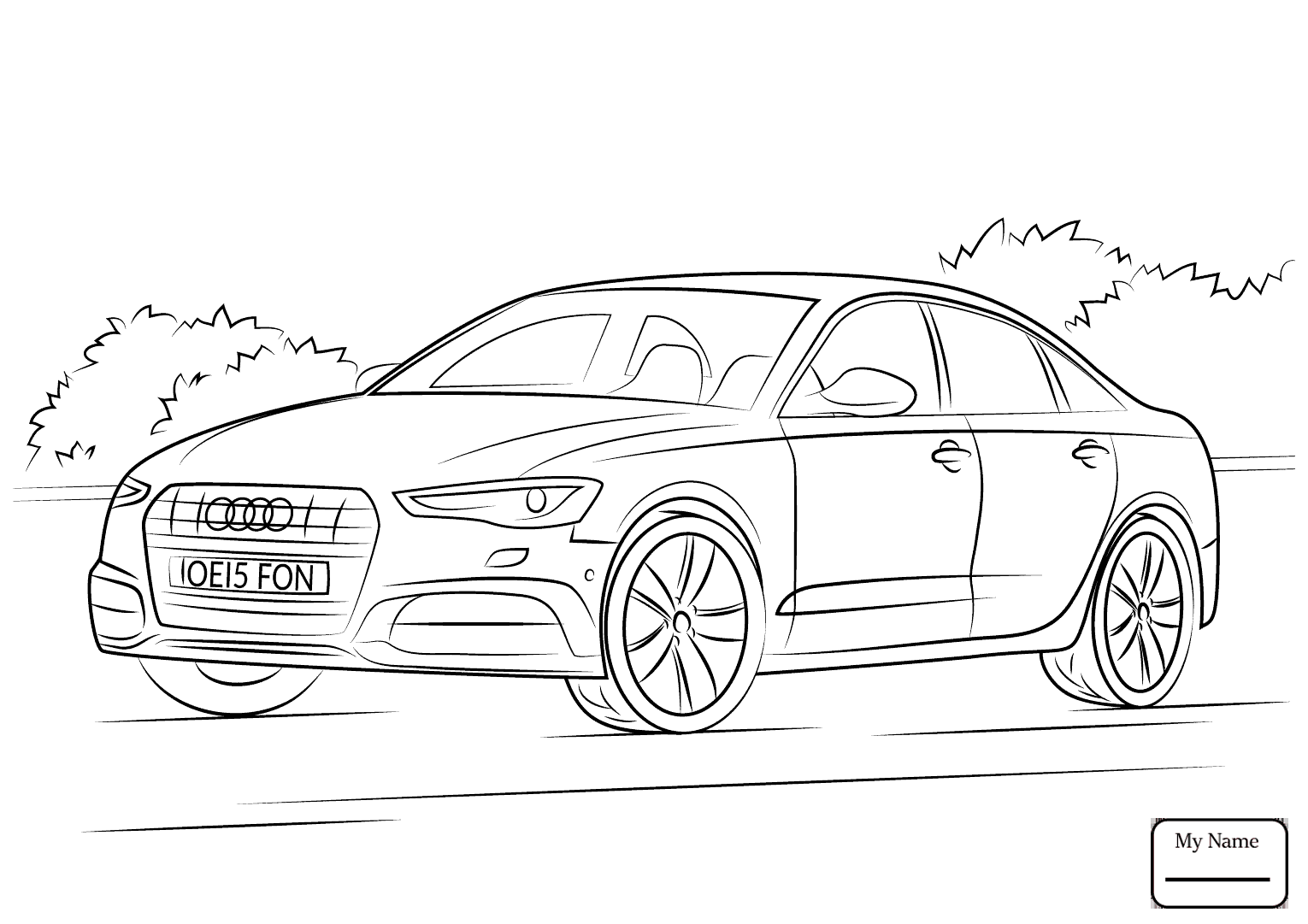 audi coloring you can now download an audi coloring book to keep coloring audi