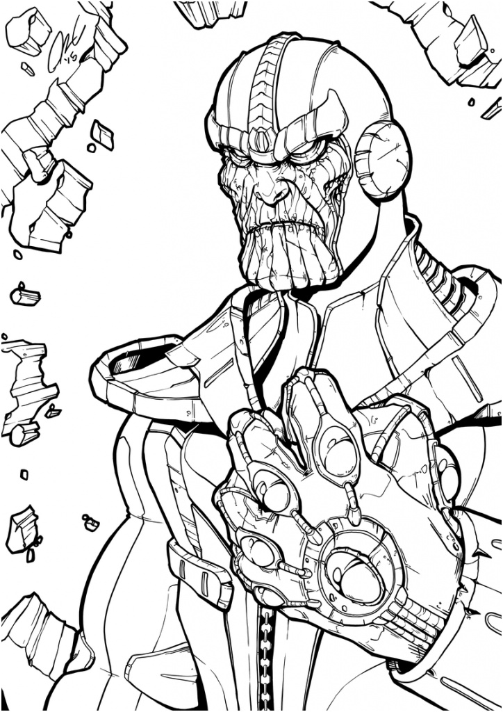 avengers endgame thanos coloring pages 11 sympathique coloriage thanos stock coloriage pages coloring endgame thanos avengers