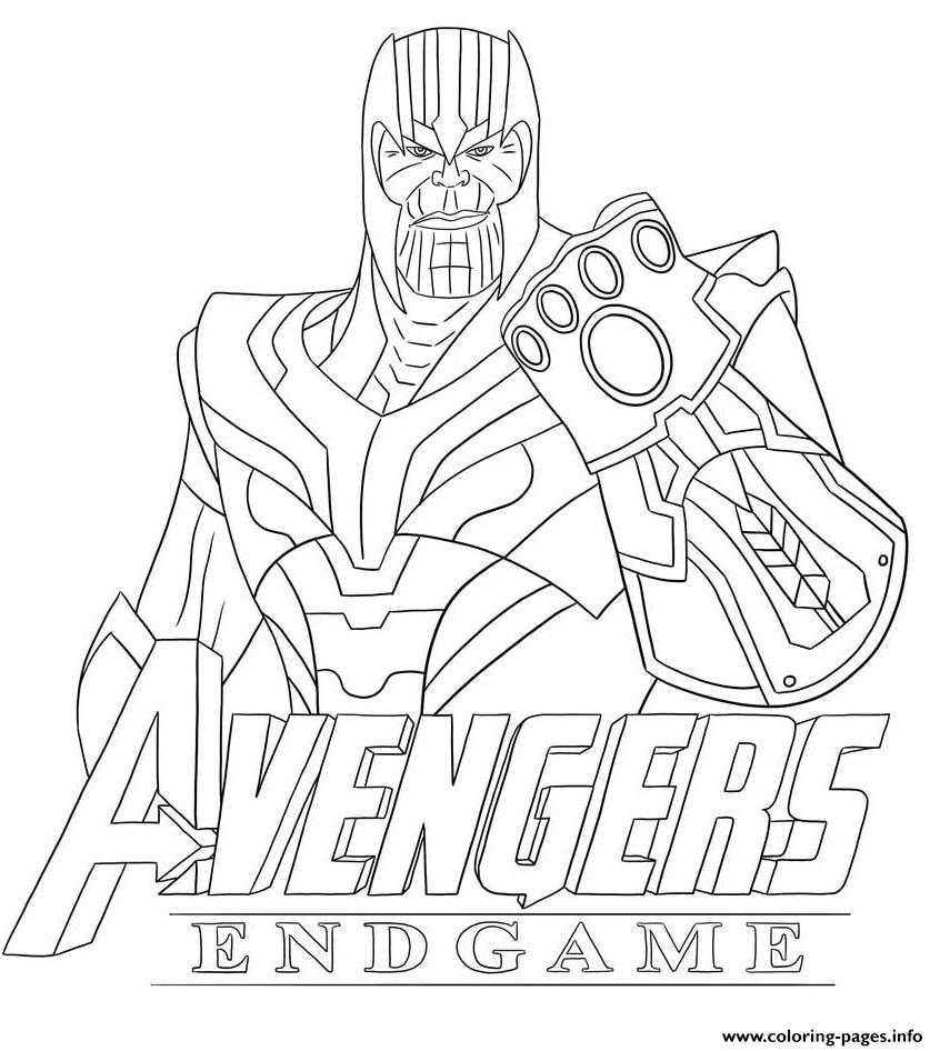 avengers endgame thanos coloring pages 30 free avengers coloring pages printable coloring endgame avengers pages thanos