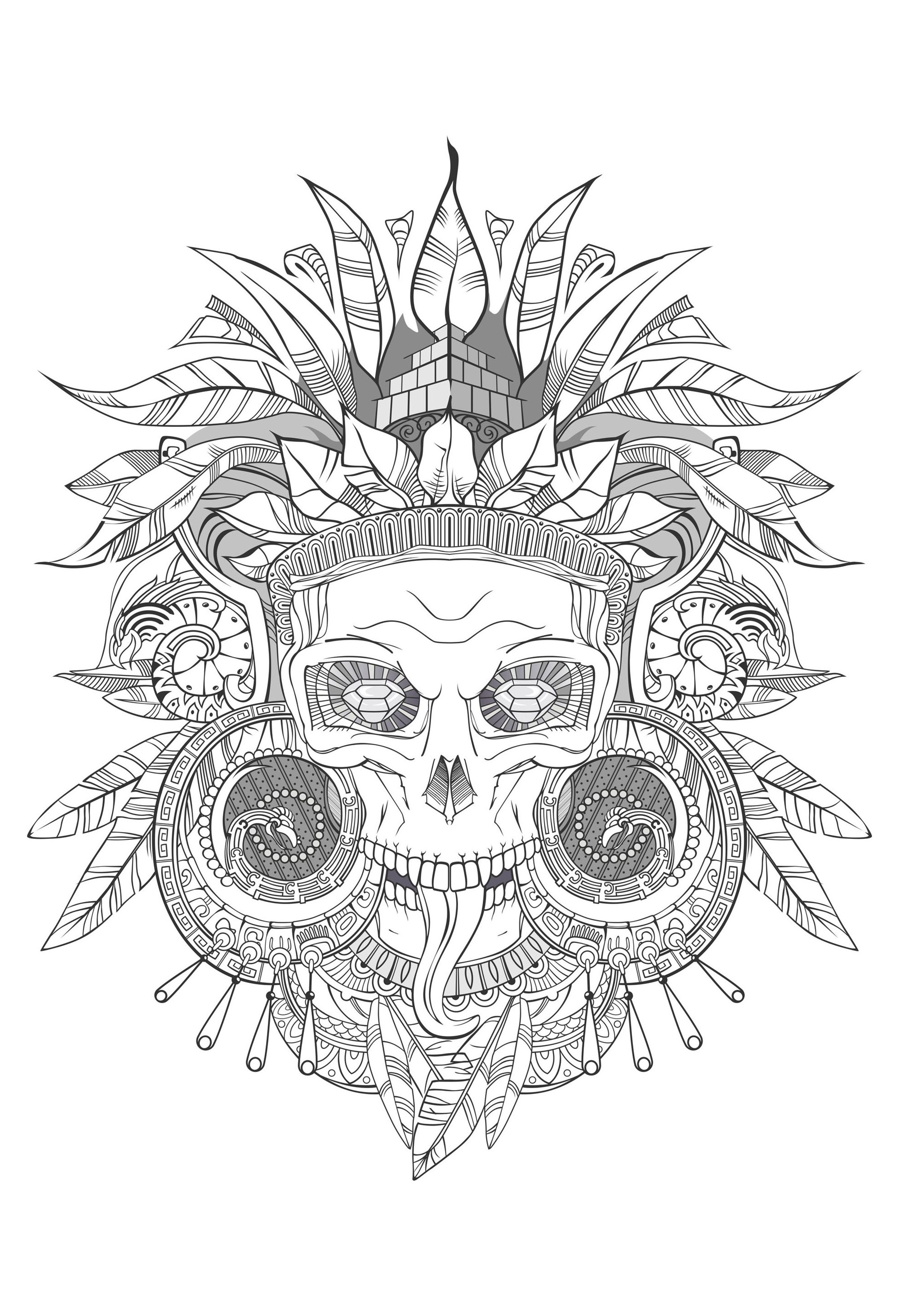 aztec pictures to colour aztecs drawing at getdrawings free download aztec to pictures colour