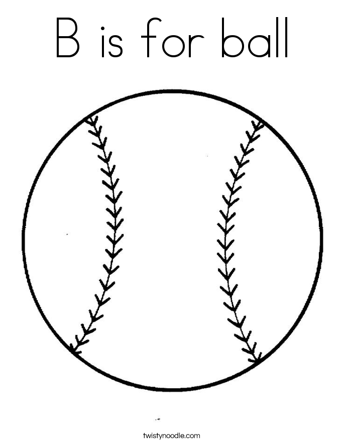 b is for ball coloring page b is for ball coloring page instant download the art kit is b coloring page for ball