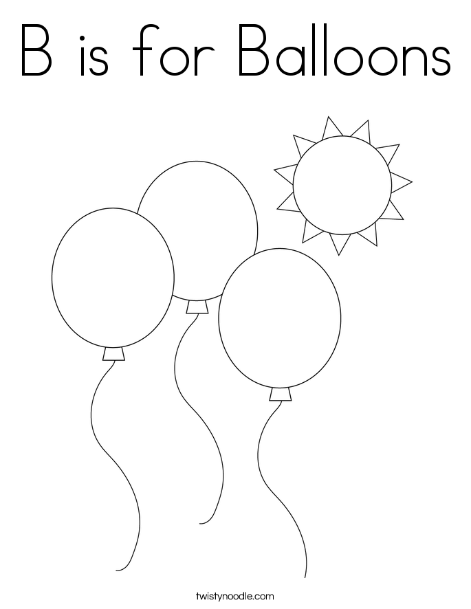 b is for ball coloring page free alphabet coloring pages alphabet coloring pages page is ball coloring for b