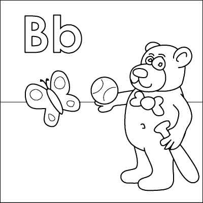 b is for ball coloring page letter b ball colouring pages page 2 coloring home coloring for b page is ball