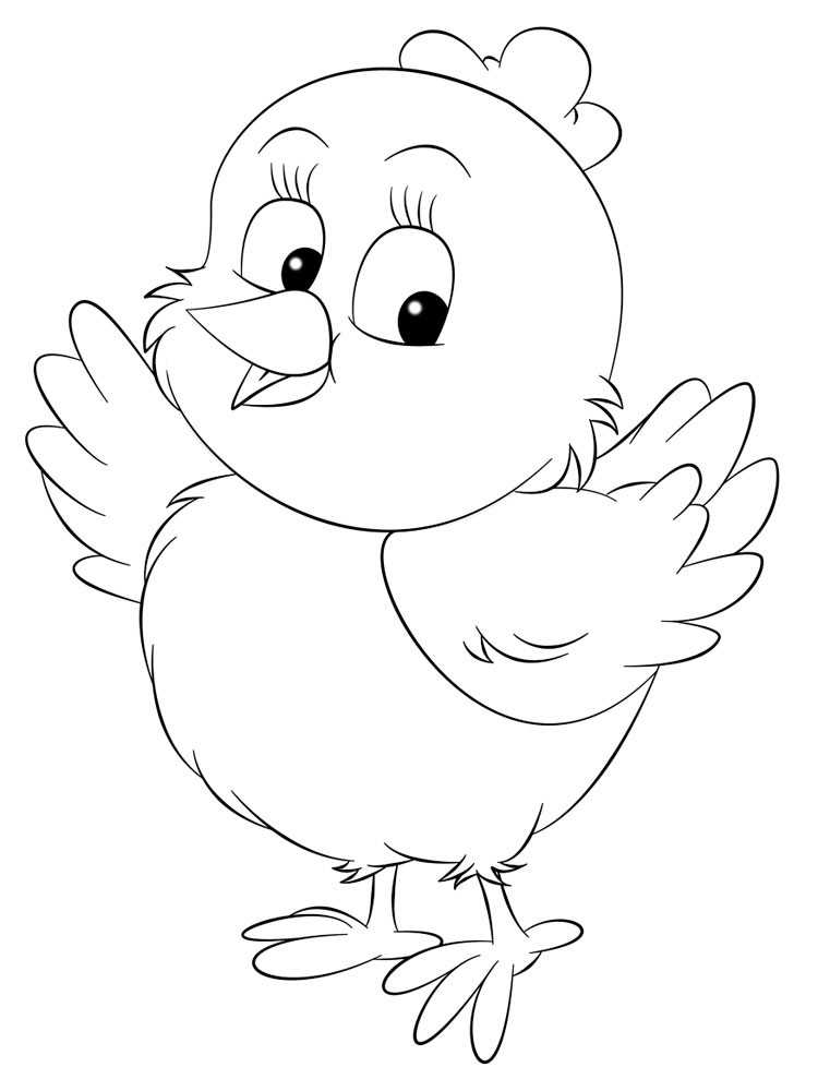 baby chick coloring page the best baby chicks coloring pages home family style page coloring baby chick