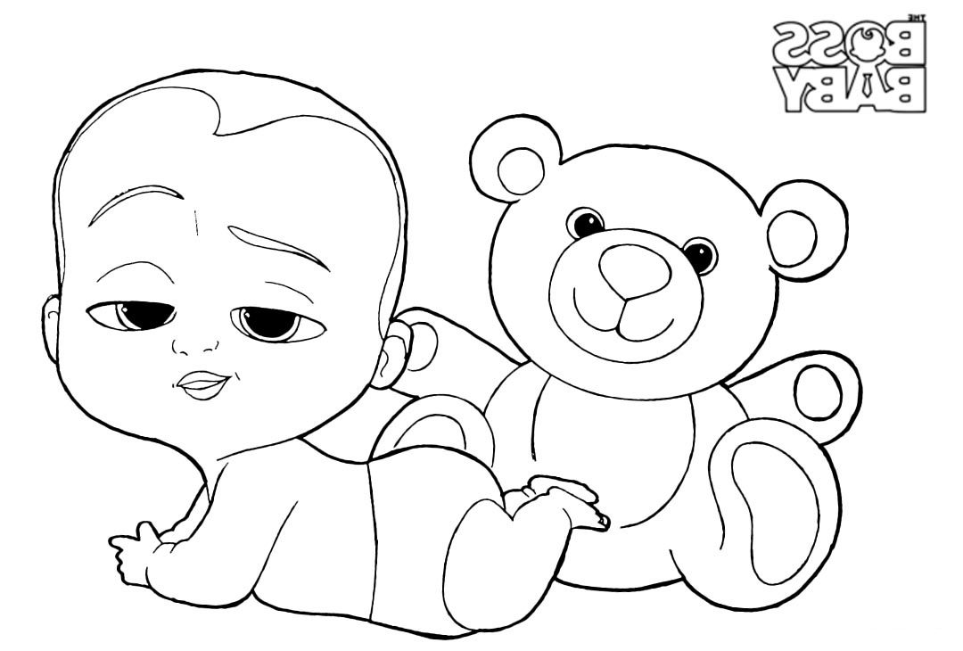 baby coloring pages 10 free printable boss baby coloring pages 1nza coloring pages baby