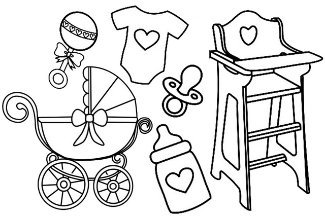 baby coloring pages disney babies coloring pages 5 disneyclipscom pages baby coloring