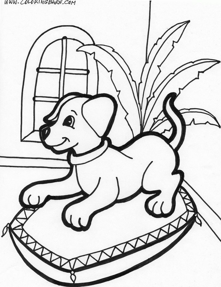baby dog coloring pages coloring pages with cute puppies coloring home dog baby coloring pages