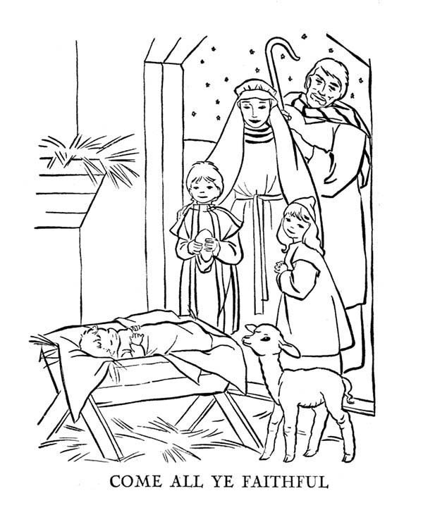 baby jesus in manger coloring page jesus lay in a manger bible christmas story coloring pages manger jesus baby in page coloring