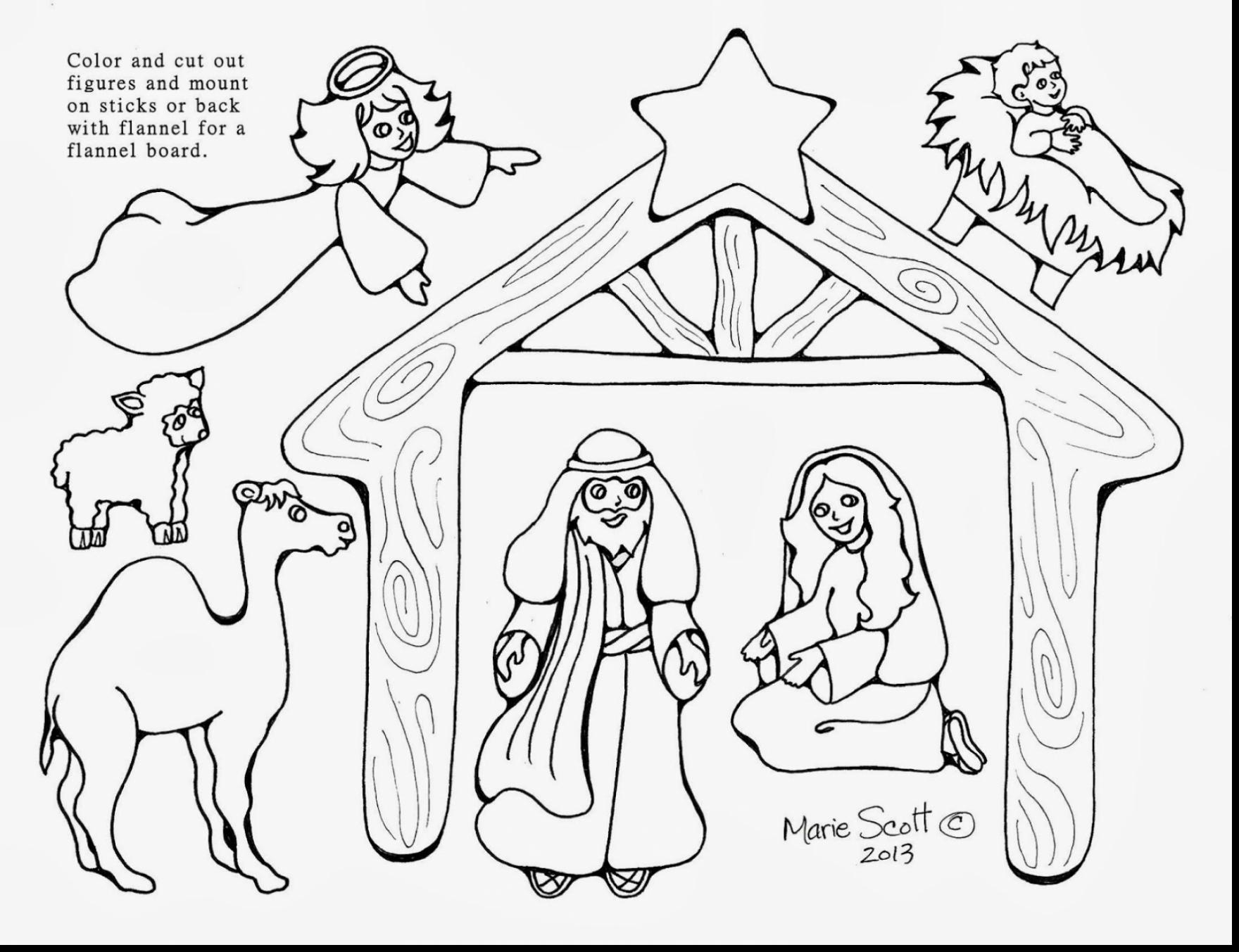 baby jesus in manger coloring page manger coloring pages free at getcoloringscom free coloring manger baby in jesus page