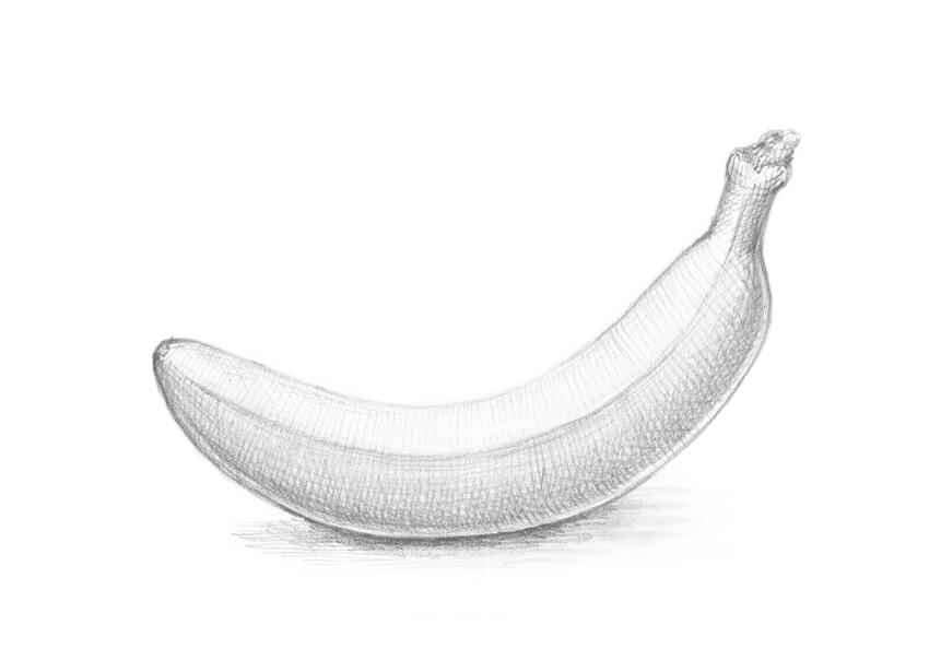 banana drawing how to draw 10 different varieties of berry banana drawing