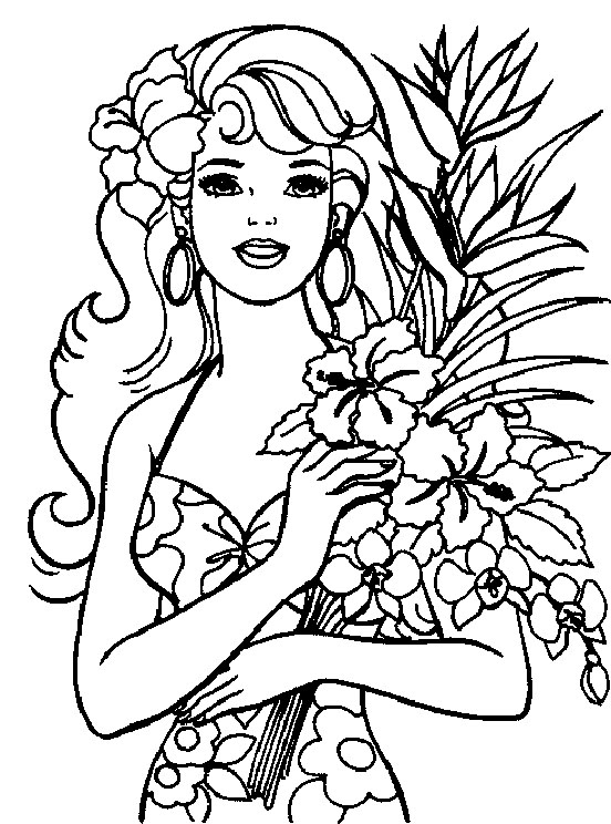 barbie doll colouring pictures coloring pages barbie free printable coloring pages pictures barbie colouring doll