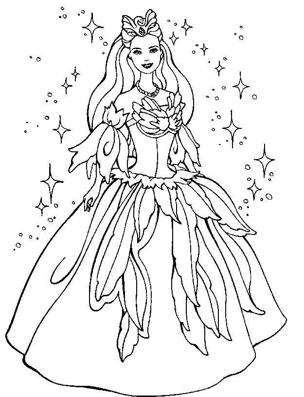 barbie doll colouring pictures free printable barbie coloring pages 03 barbie doll colouring pictures