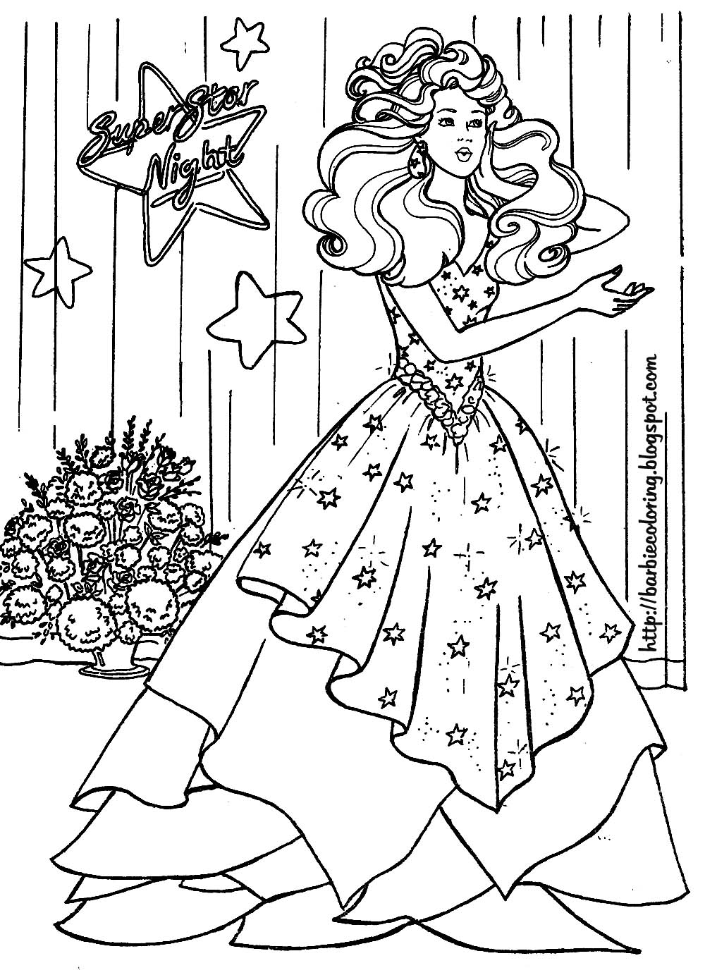 barbie pictures to colour and print 87 printable barbie coloring pages for girls all to print colour barbie pictures and