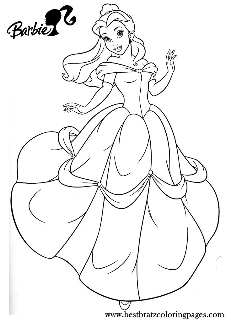 barbie princess coloring book barbie princess coloring pages  best coloring pages for kids princess coloring book barbie