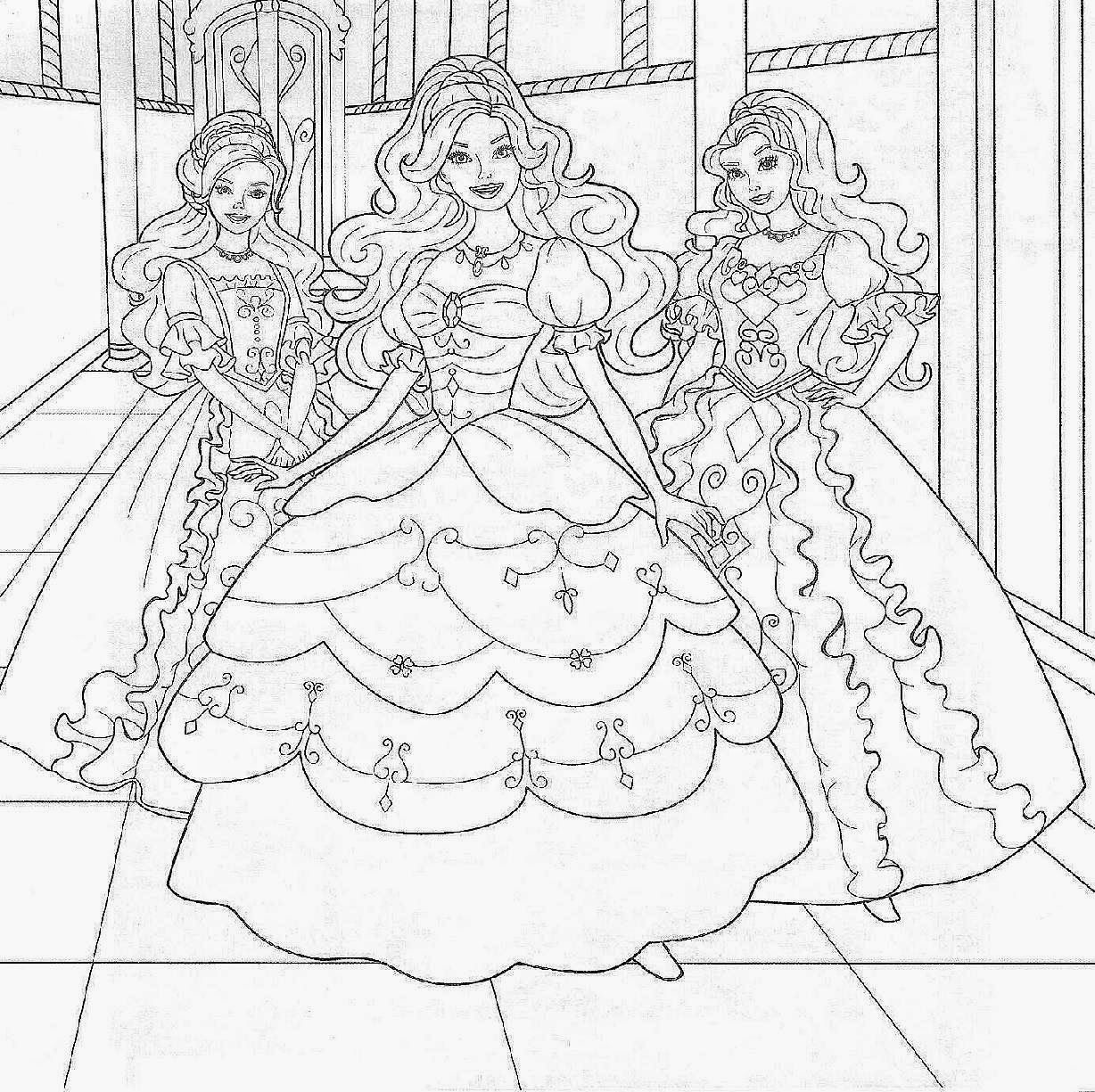 barbie princess coloring book barbie princess coloring pages com coloring pages book princess barbie coloring