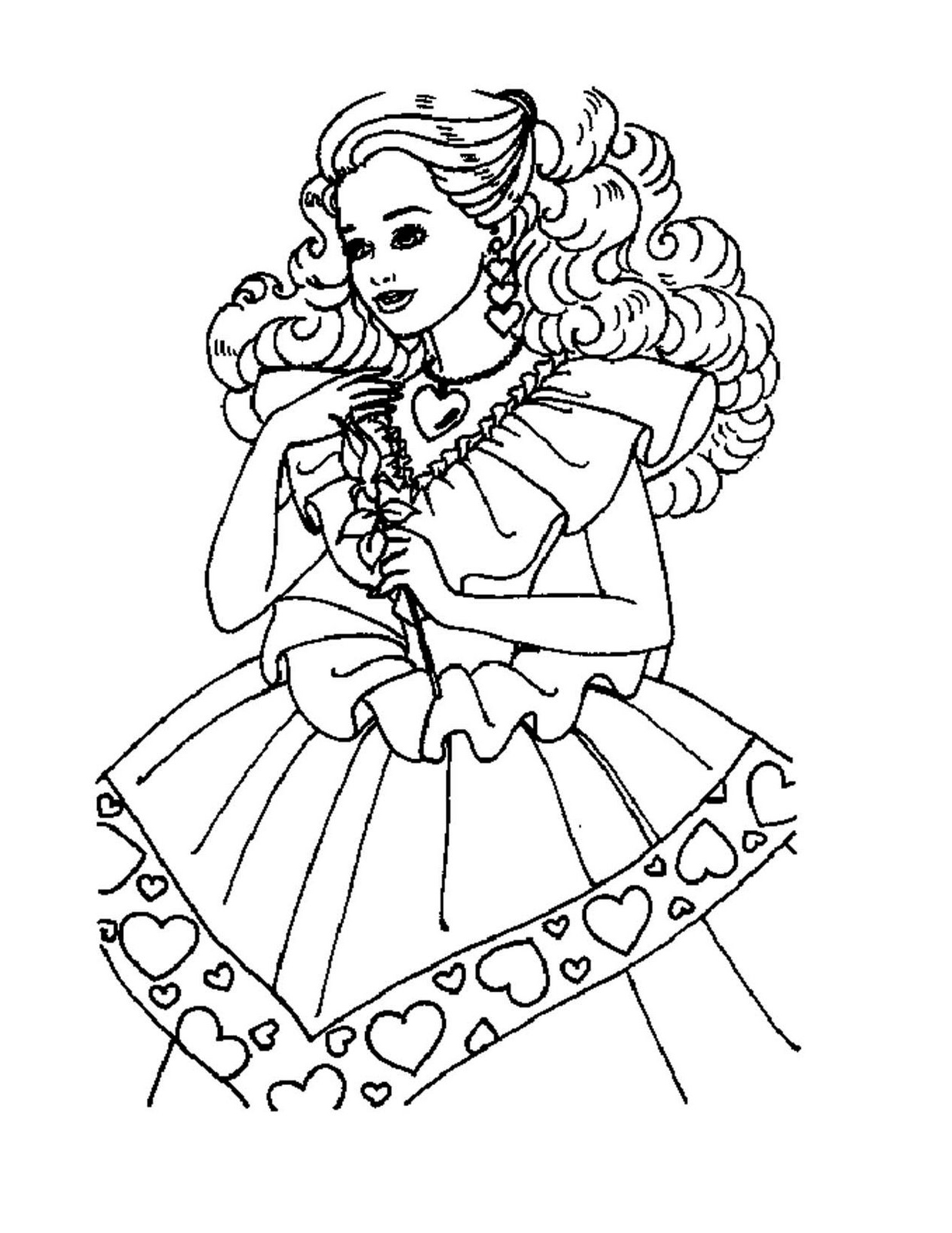 barbie princess coloring book free coloring pages barbie coloring pages coloring book barbie princess
