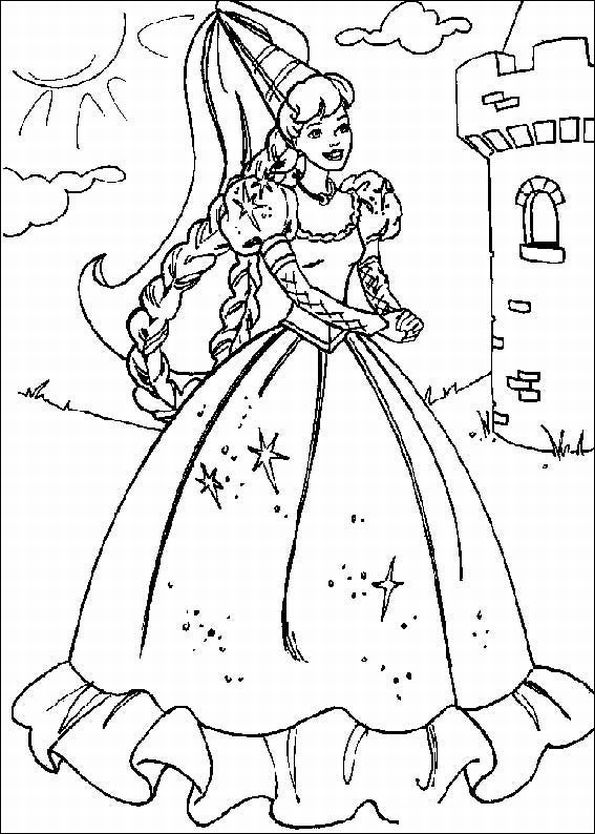 barbie princess coloring book genevieve coloring page  barbie in the 12 dancing book coloring barbie princess