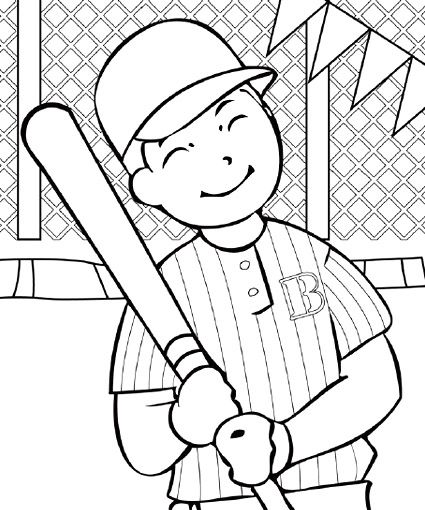 baseball themed coloring pages my home team by angela jones baseball coloring pages coloring baseball themed pages