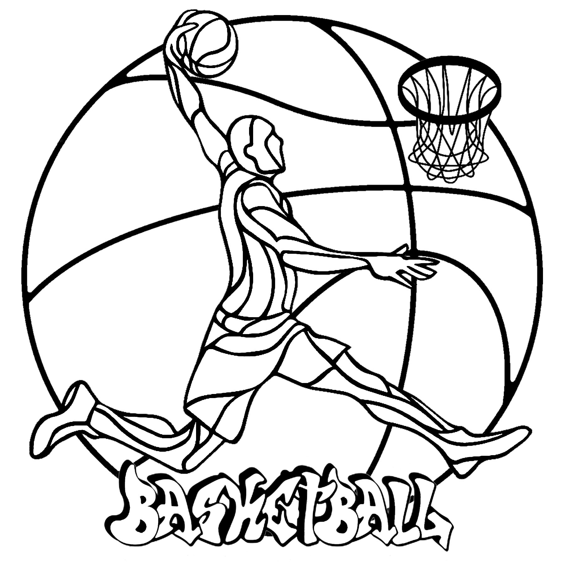 basketball coloring sheet basketball coloring pages free download on clipartmag sheet coloring basketball
