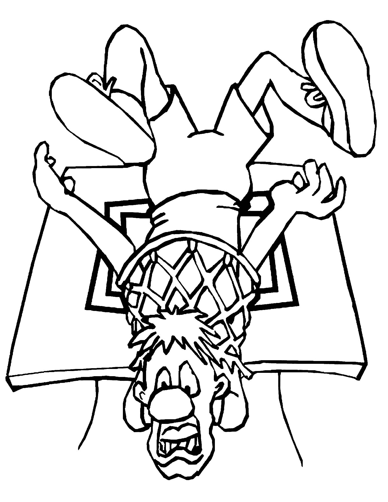 basketball coloring sheet basketball coloring pages to download and print for free coloring basketball sheet