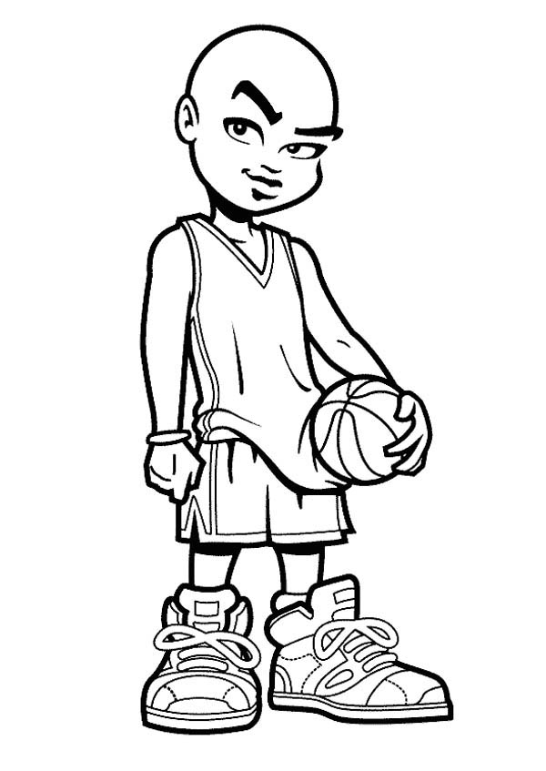 basketball player coloring pages 30 free printable basketball coloring pages pages basketball player coloring