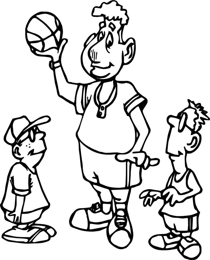 basketball player coloring pages big boss basketball coloring pictures basketball players player basketball pages coloring