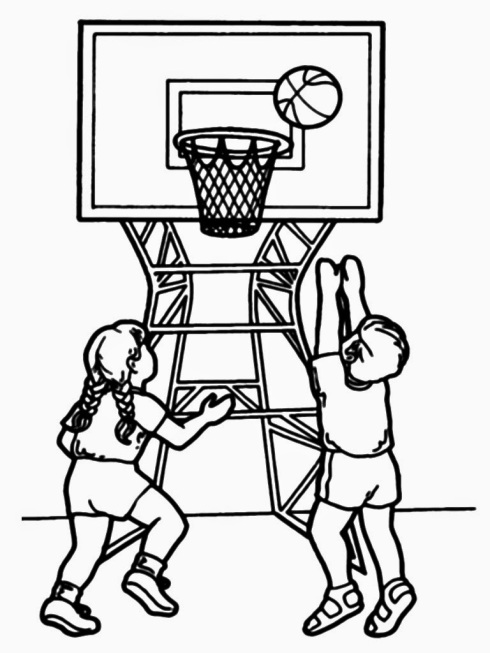 basketball player coloring pages coloring pages for basketball players bestappsforkidscom basketball coloring player pages