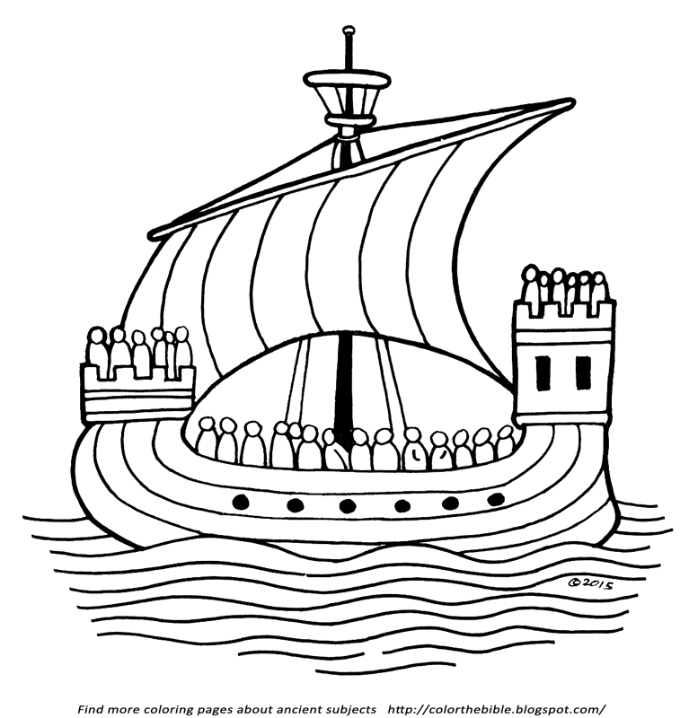 battleship coloring pages color this ancient ship color the bible battleship coloring pages