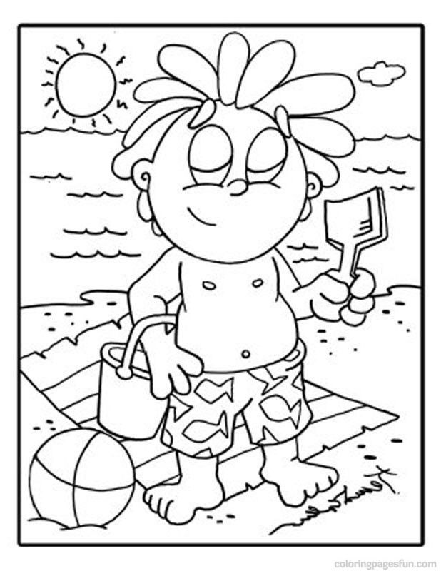 beach coloring pages beach scene coloring pages coloring home pages beach coloring