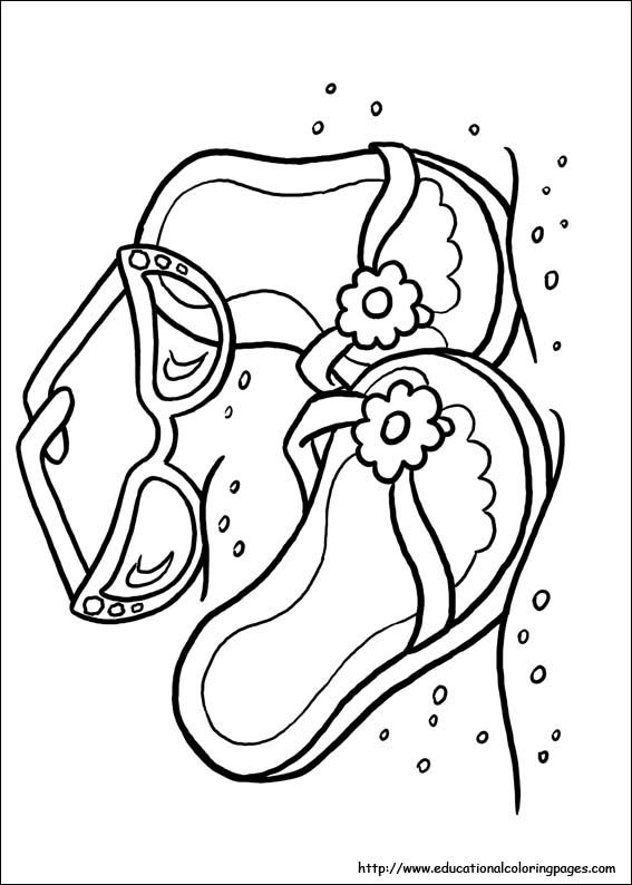 beach coloring template activities summer on the beach coloring picture for kids coloring template beach