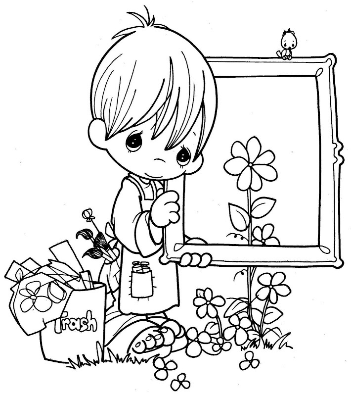 beach precious moments coloring pages sea breeze 2013 tilda on the beach magnolia stamps coloring pages beach precious moments