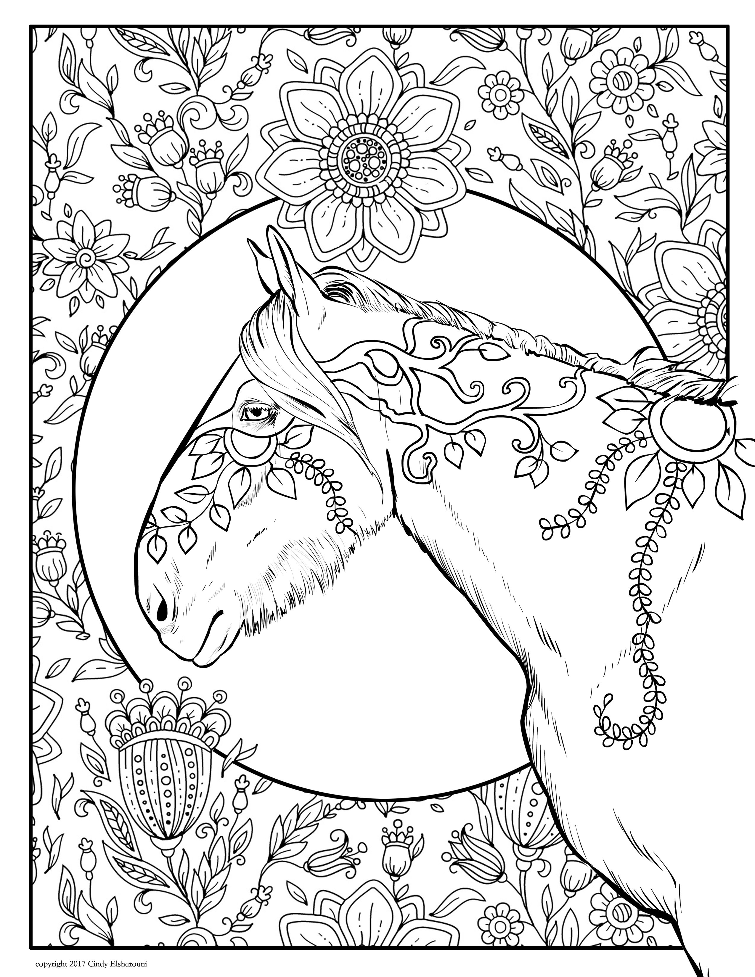 beautiful horse coloring pages 45 free coloring pages for teens beautiful horse coloring pages