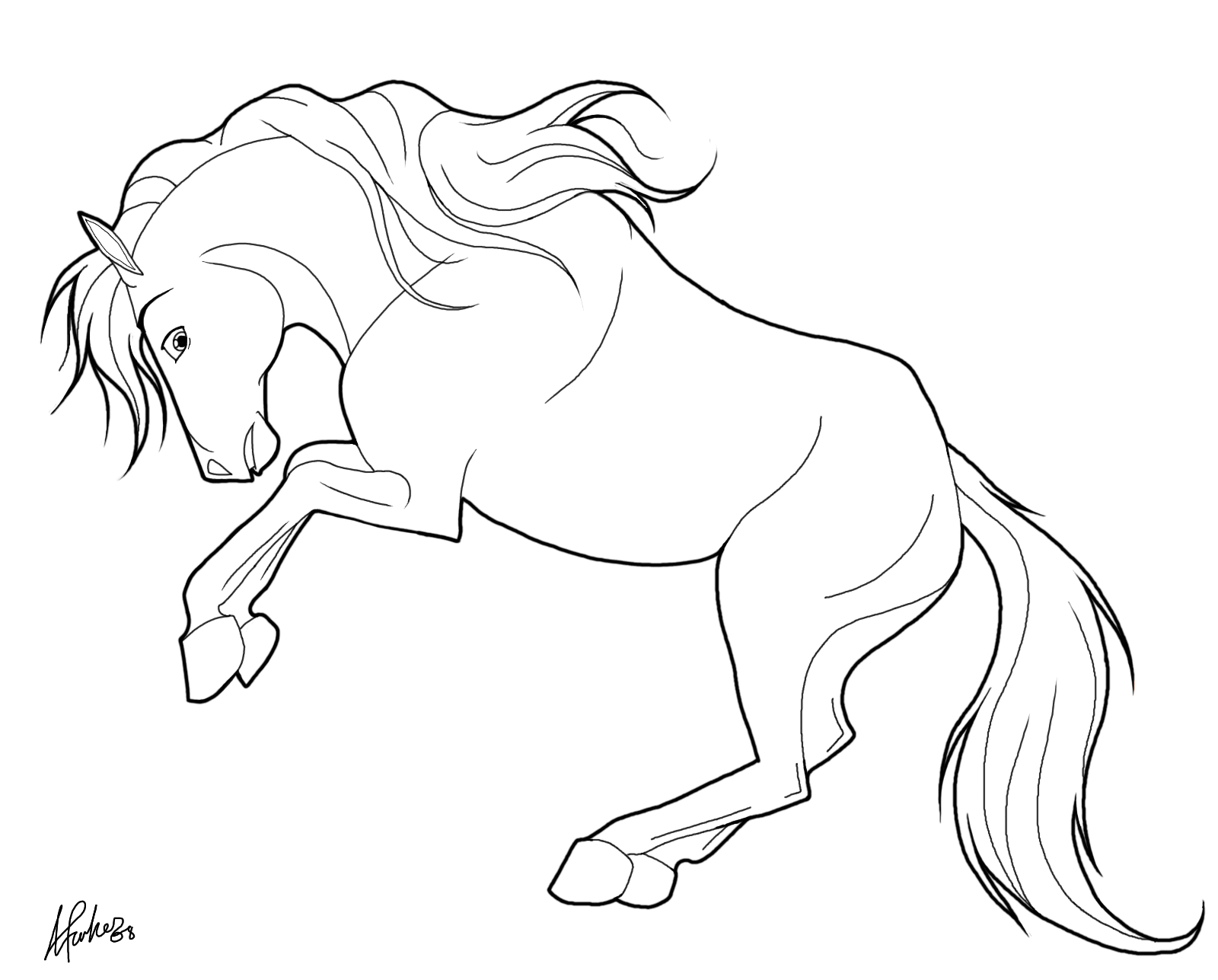 beautiful horse coloring pages beautiful horse animal coloring pages for kids to print pages horse coloring beautiful
