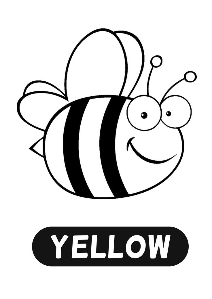 bee cartoon coloring bee coloring pages getcoloringpagescom bee coloring cartoon