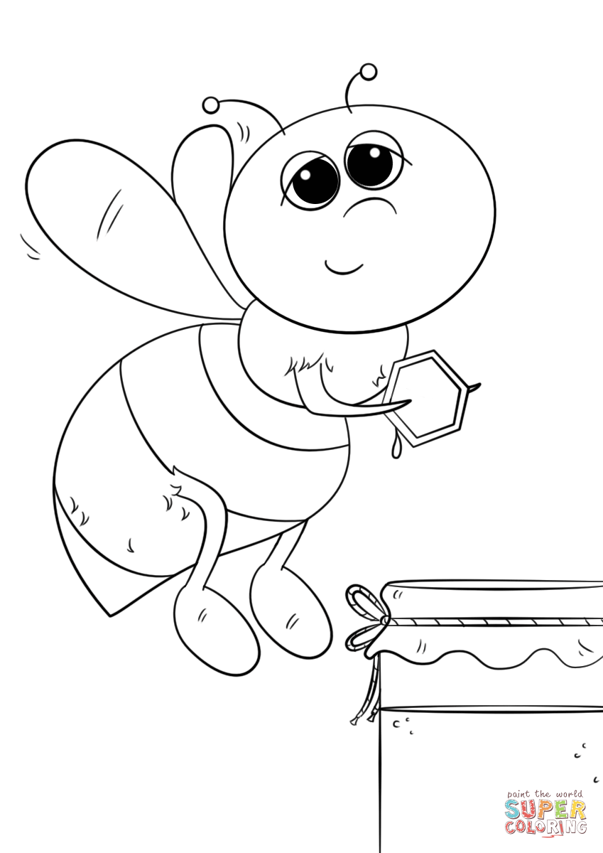 bee cartoon coloring letter b song bee song for kids learning english abc coloring cartoon bee