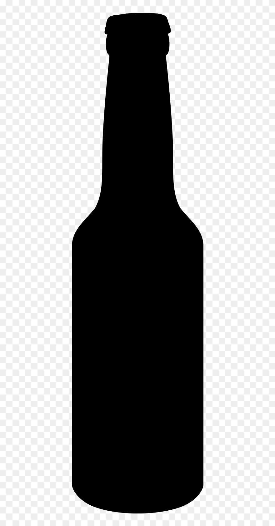 beer bottle silhouette beer bottle silhouette bottle beer silhouette