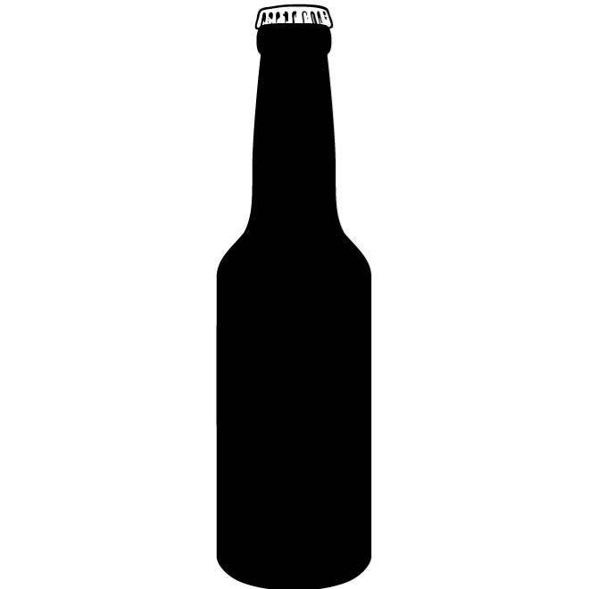 beer bottle silhouette beer bottle silhouette cutting file clipart scrapbooking silhouette bottle beer